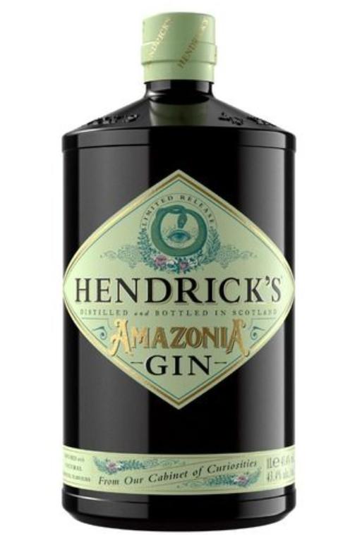 3x Hendricks Amazonia Gin 1 Liter 43.4%Vol.