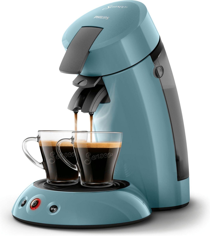 PHILIPS Senseo Original HD6553/20 Kaffeepadmaschine 1450 Watt Misty Dawn