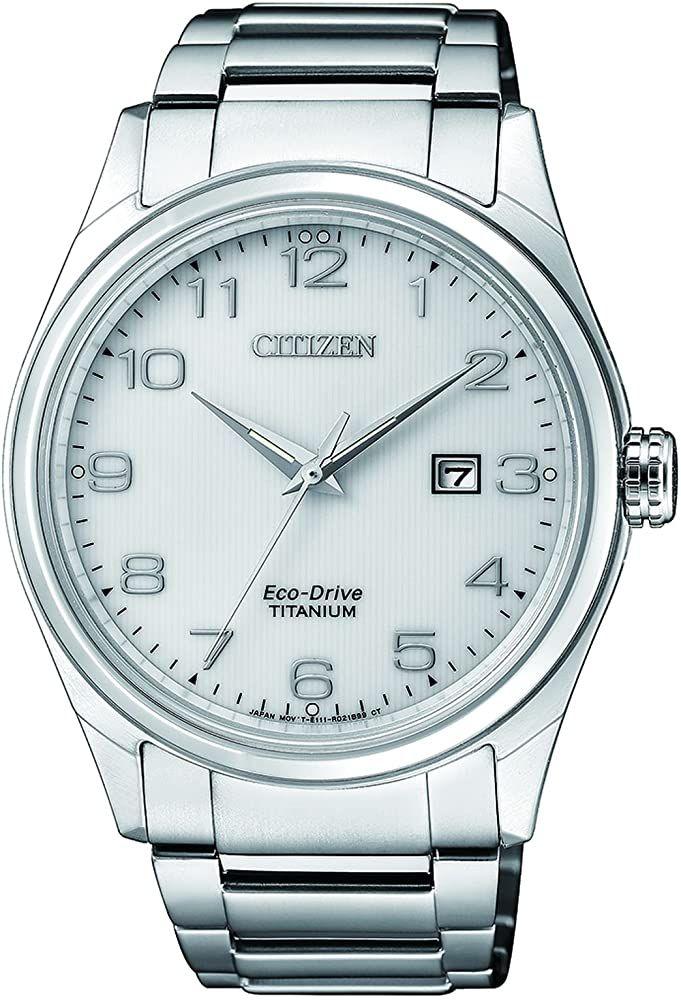 CITIZEN Herrenuhr Klassisch Modell BM7360-82A - Solar Uhr - Super-Titanium Armband - Saphirglas - Ø 41mm - Bestpreis