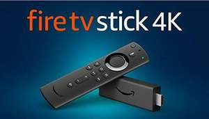 [AMAZON] Fire TV Stick 4K Ultra HD mit Alexa-Sprachfernbedienung
