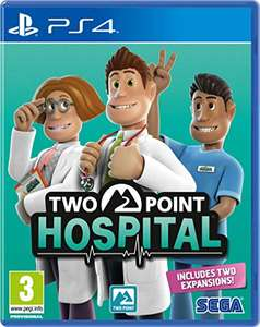 Two Point Hospital (PS4/Xbox One/Switch) ab 20,28€ (Amazon UK)