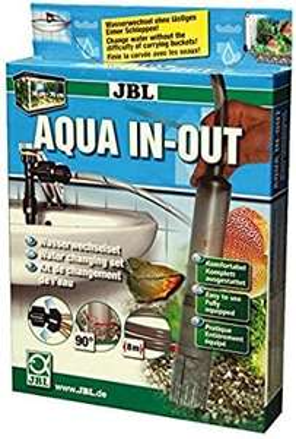 JBL Aquarium Wasserwechsel-Kit zum Anschließen an den Wasserhahn, Kölle Zoo