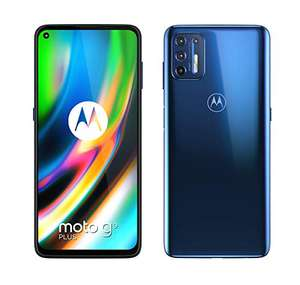 [amazon.es] Motorola Moto G9 Plus Blau