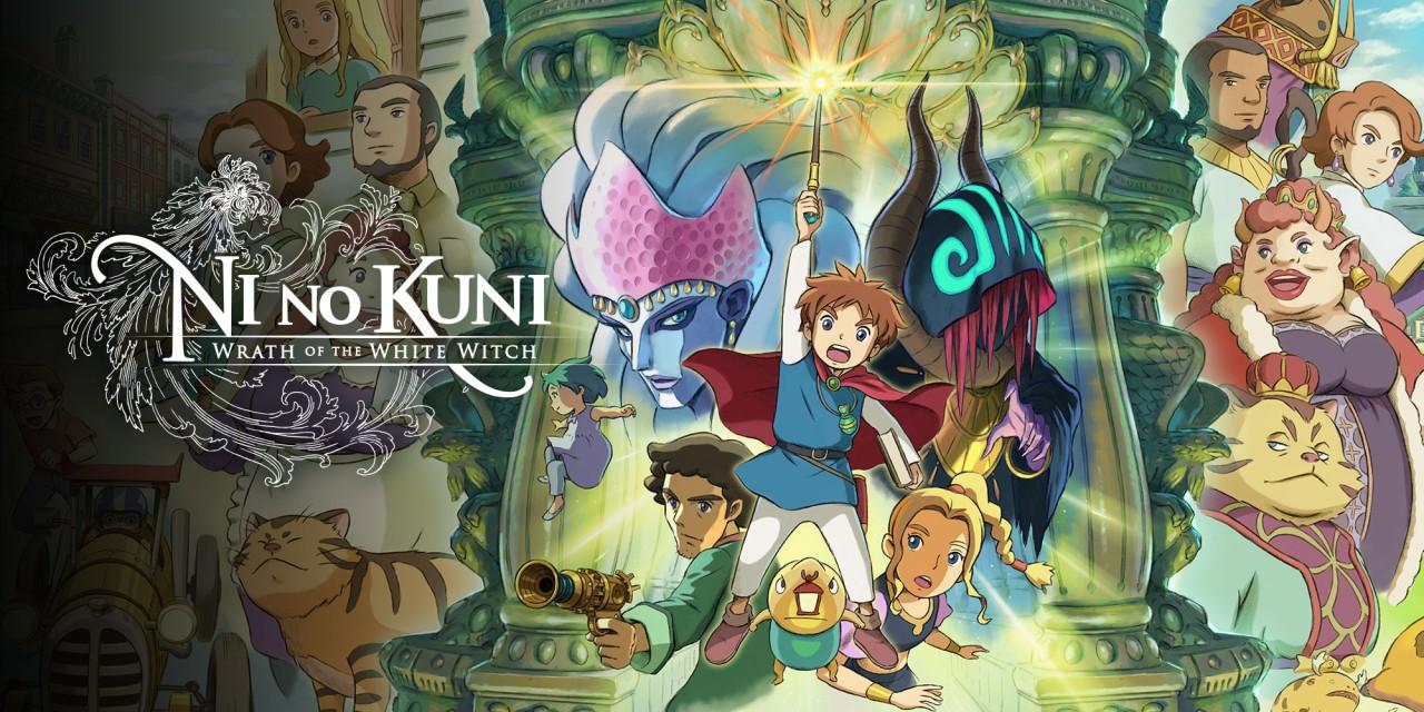 Ni no Kuni: Wrath of the White Witch (Nintendo Switch) 9.99€ @ Nintendo eShop
