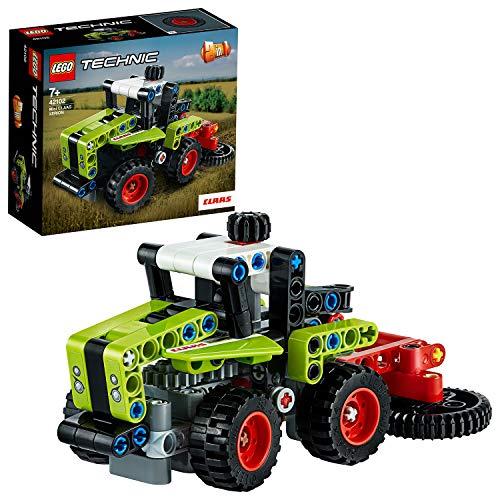 [Amazon Prime] LEGO 42102 Technic Mini CLAAS XERION Traktor & Feldhäcksler 2-in-1