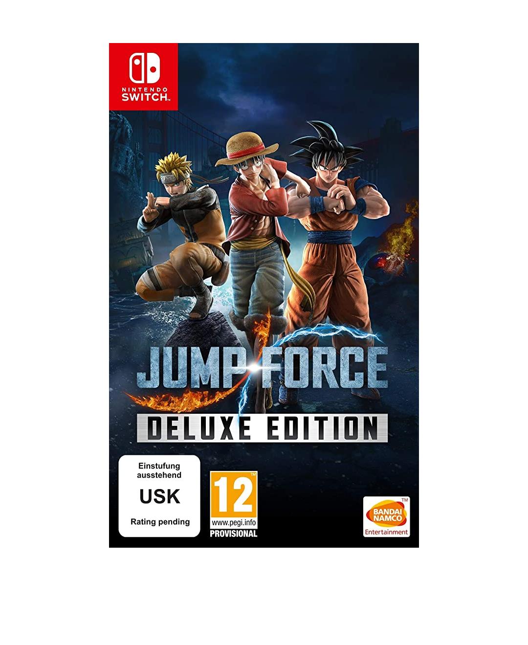 Jump Force Deluxe Edition (Switch) Prime Direktabzug an der Kasse
