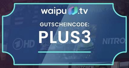 waipu.tv 3 Monate Perfect Paket kostenlos für Amazon Fire TV Besitzer (Neukunden)