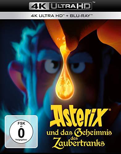 [amazon.de] Asterix und das Geheimnis des Zaubertranks 4K Ultra HD Bluray Prime Versand frei