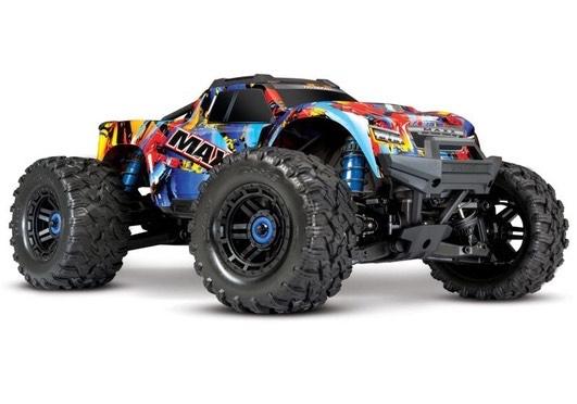 Traxxas Maxx ROCK N ROLL für 566,96 und viele andere Modelle mit 10% Rabatt - nur heute!