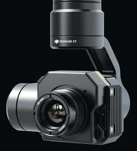 DJI   FLIR Zenmuse XT Perf. V2.0 336x256 30FPS 9mm