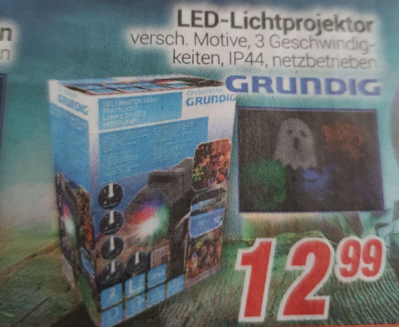 [lokal] LED-Lichtprojektor von Grundig