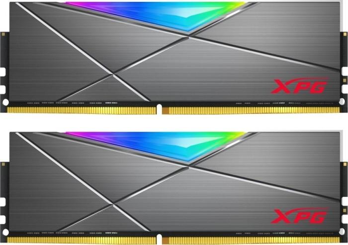 ADATA XPG Spectrix D50 RGB DIMM Kit 16GB, DDR4-3000, CL16