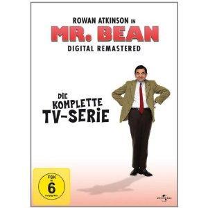Mr. Bean Die komplette TV Serie 3 DVD im Kaufland
