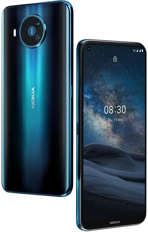 Nokia 8.3 5G 8 / 128 GB mit Power Earbuds