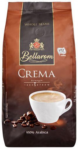 LIDL 1,2kg Kaffee Crema = 6,05 Euro je Kilo, ganze Bohne