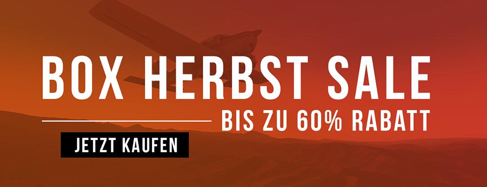 Aerosoft Box-Sale (u.a. PMDG)