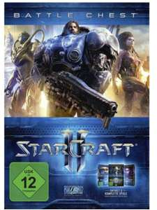 Starcraft 2 battle chest 2.0 PC-Spiel bei Expert in Oldenburg