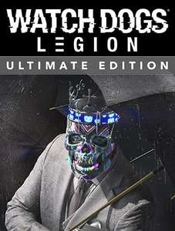 [VPN+PC] Watch Dogs Legion Ultimate Edition für 59,86€