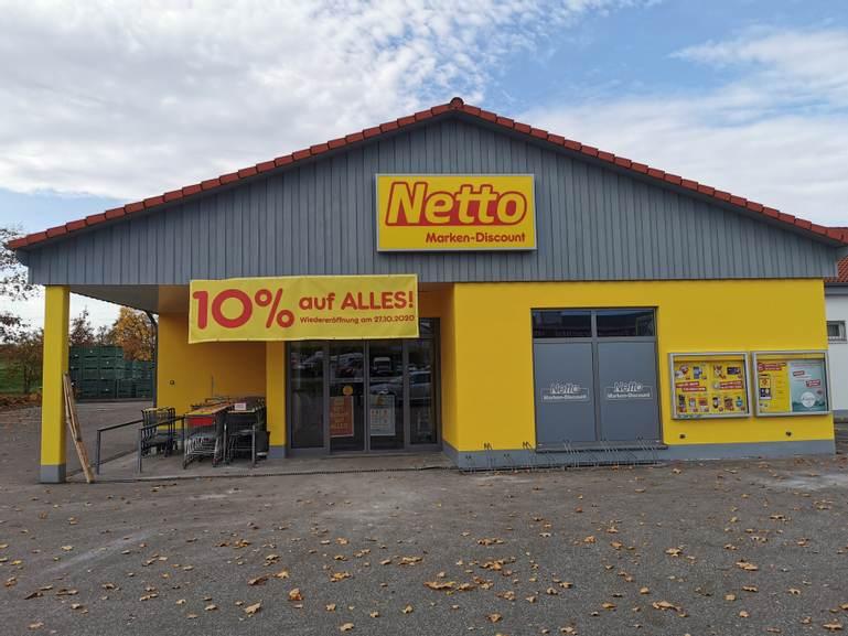 lokal Unteröwisheim - Netto - 10% auf alles - ab Dienstag