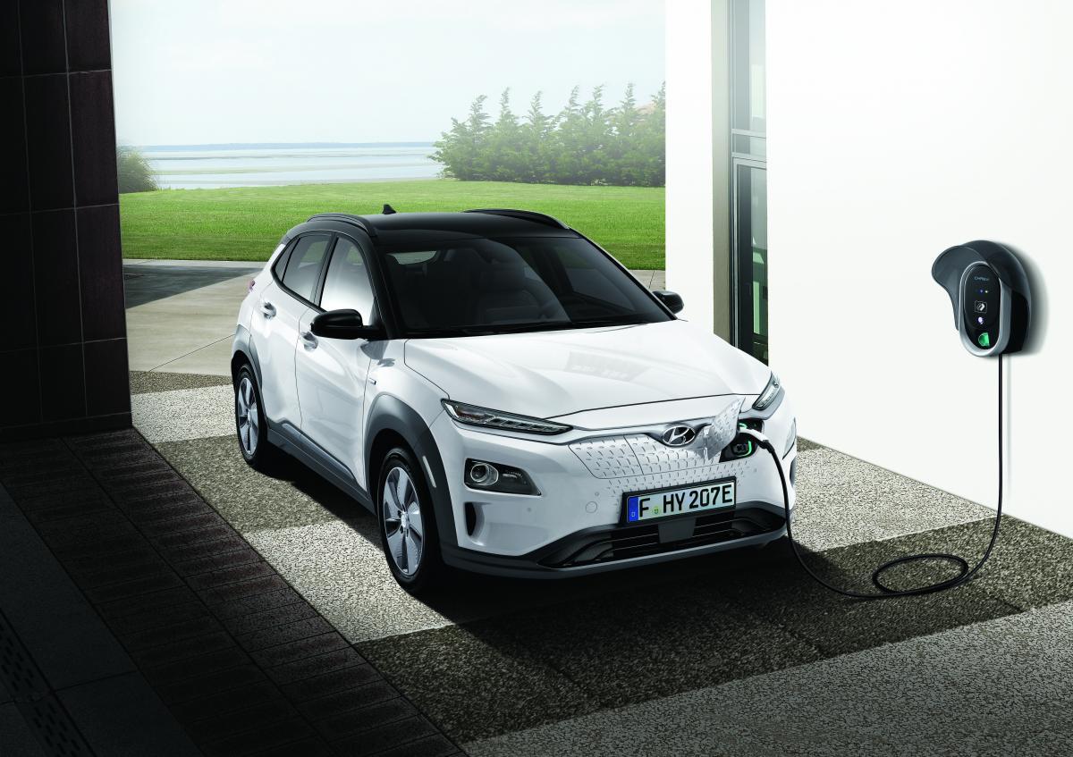Gewerbeleasing: Hyundai Kona Elektro / 136 PS (konfigurierbar) für 69,99€ (netto) im Monat (eff. 91€) - LF:0,21