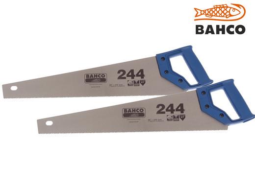 """2x Bahco Fuchsschwanz """"BAH24422N 244-22-U7/8HP"""" (Blattlänge 50 cm) [iBOOD]"""