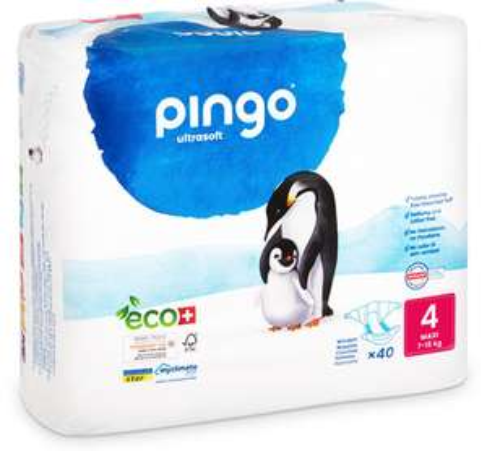 [Jawoll Filialen] Pingo Ultrasoft (Schweizer Öko-Windeln) für 0,063€/Stück