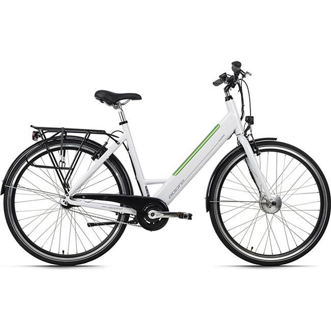 (Netto) Adore E-Bike 28'' Palermo weiß Rahmenhöhe 53cm