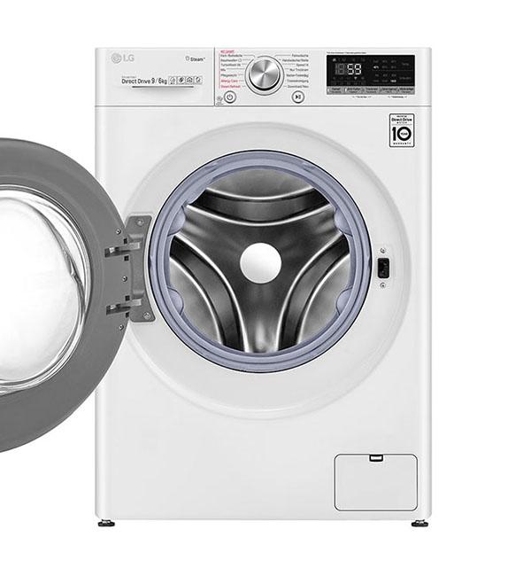 LG V7WD906 Waschtrockner - Waschmaschine und Trockner in einem für eff. 551,33€ durch 150€ Cashback