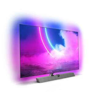 PHILIPS 65OLED935 LED TV (65 Zoll (164 cm), 4K UHD, Smart TV) Ambilight Sound von Bowers & Wilkins