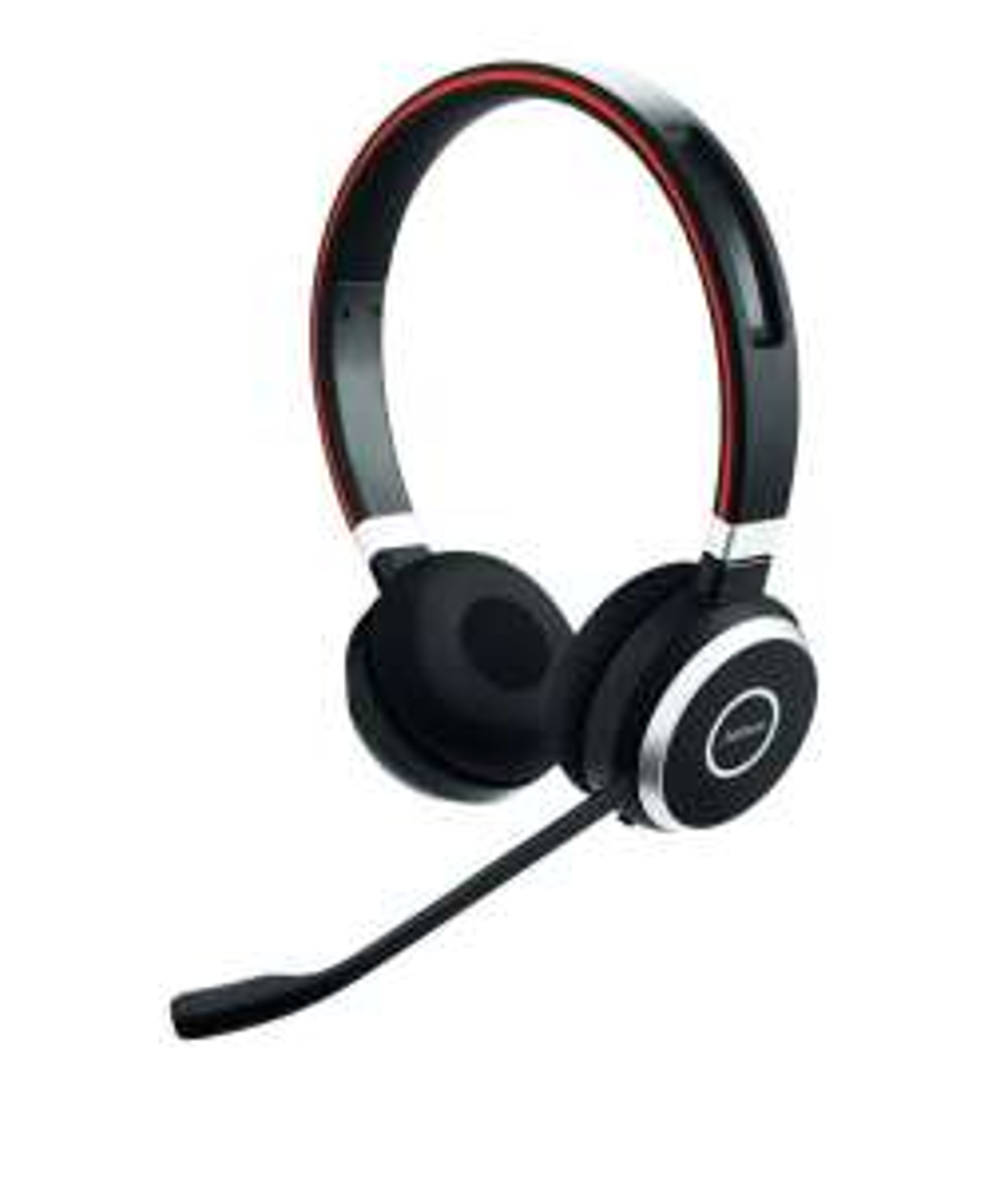 Jabra Evolve 65 Headset Kabellos