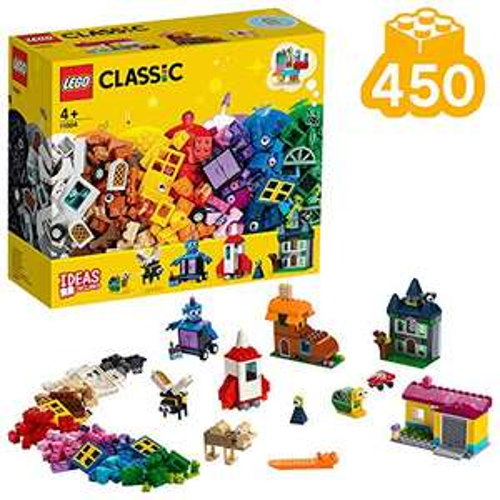 LEGO 11004 Classic - Bausteine