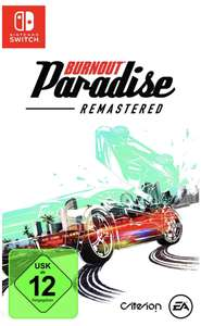 Burnout Paradise Remastered - Nintendo Switch [Amazon Prime]