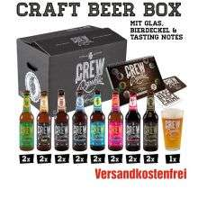 [Top12] Crew Republic Biere z.B. Drunken Sailor IPA oder Foundation 11 - German Pale Ale oder Mixkiste