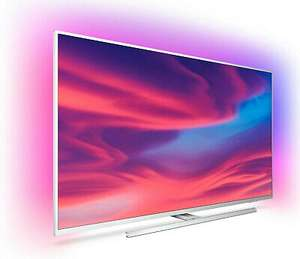 "Philips 50PUS7304 - 50"" 4K UHD Smart TV mit Ambilight (VA, Direct LED, 60Hz, 8bit+FRC, Dolby Atmos, Android TV)"