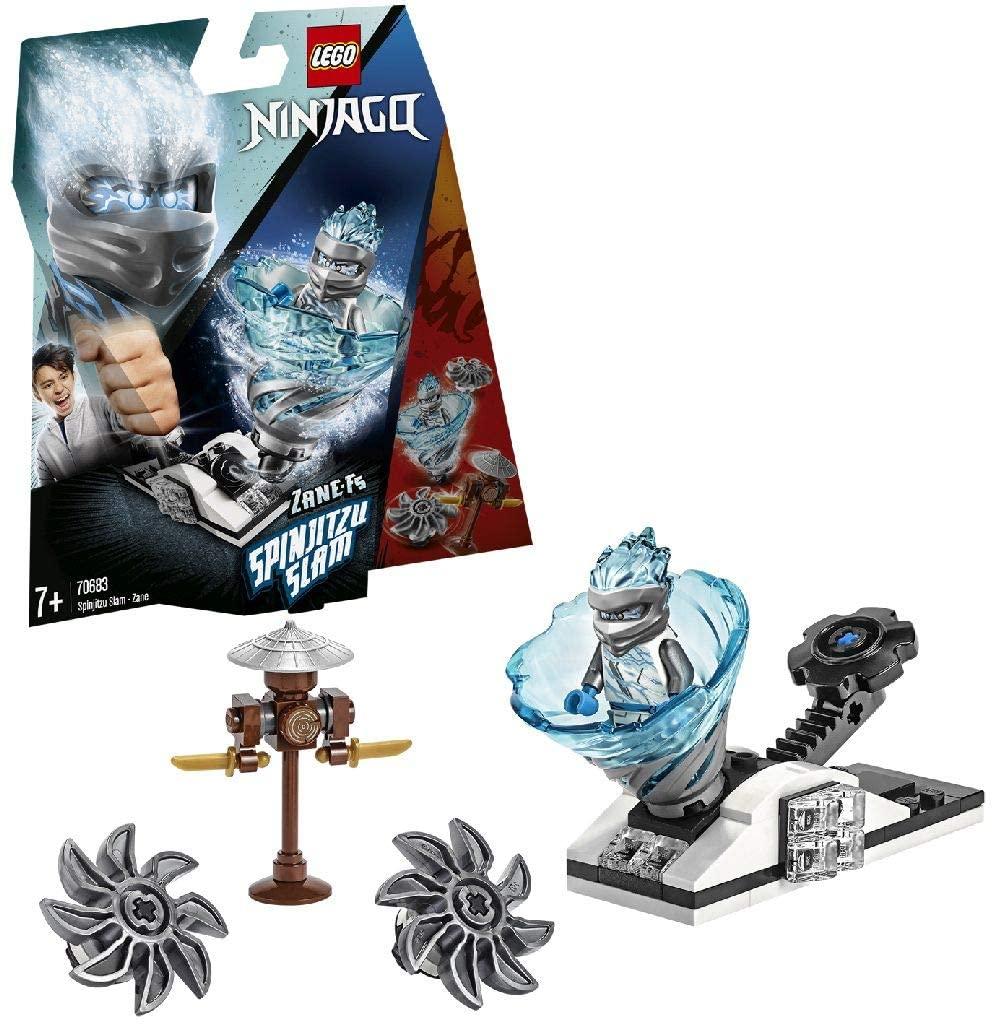 [Alternate oder Amazon] Lego Ninjago 70683 Spinjitzu Slam - Zane, Bauset