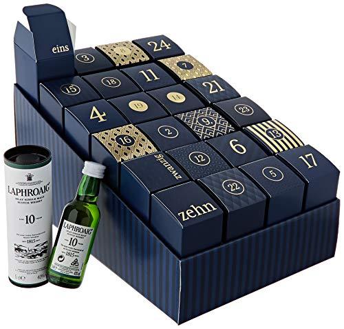 Amazon Premium Spirituosen Adventskalender mit Whisky/Whiskey; Gin; Rum; etc.