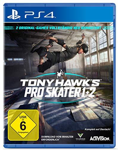 TONY HAWK´S Pro Skater 1+2 Standard Edition