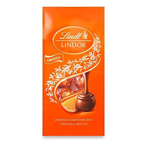 [Amazon Prime] 4x Lindt Lindor Orange-Milch-Schokoladenkugeln (548g) für 6,99€