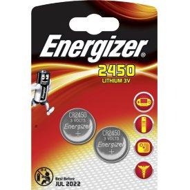 ENERGIZER Knopfzellen Batterien im Doppelpack CR2450 / CR2032 / CR2430 uvm.