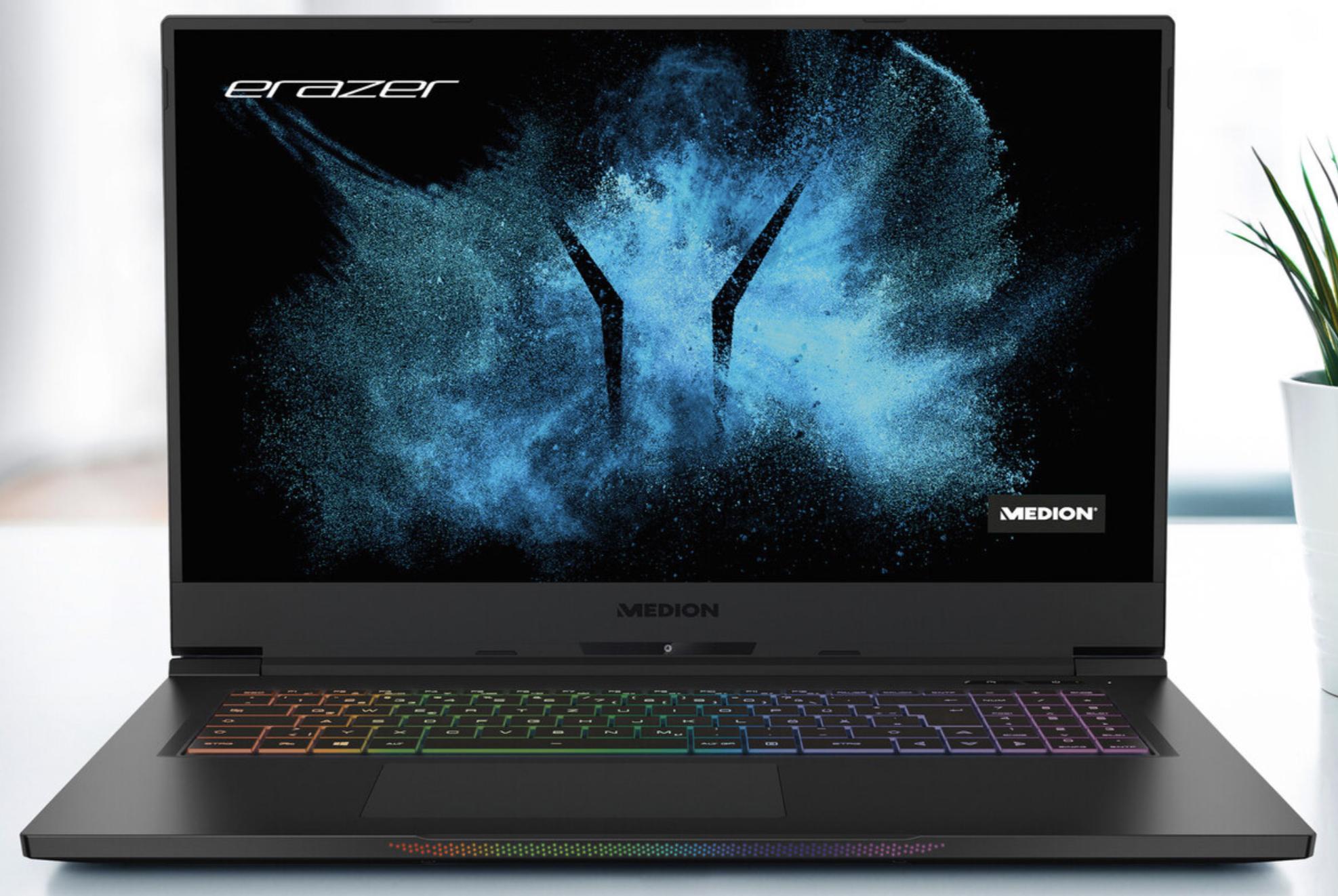 "MEDION ERAZER Beast X10 Gaming Notebook 17,3"" , Intel Core i7-10750H, GeForce RTX 2070 SUPER, 32 GB DDR4 RAM 3.200 MHz, 1TB SSD für 1842,03€"