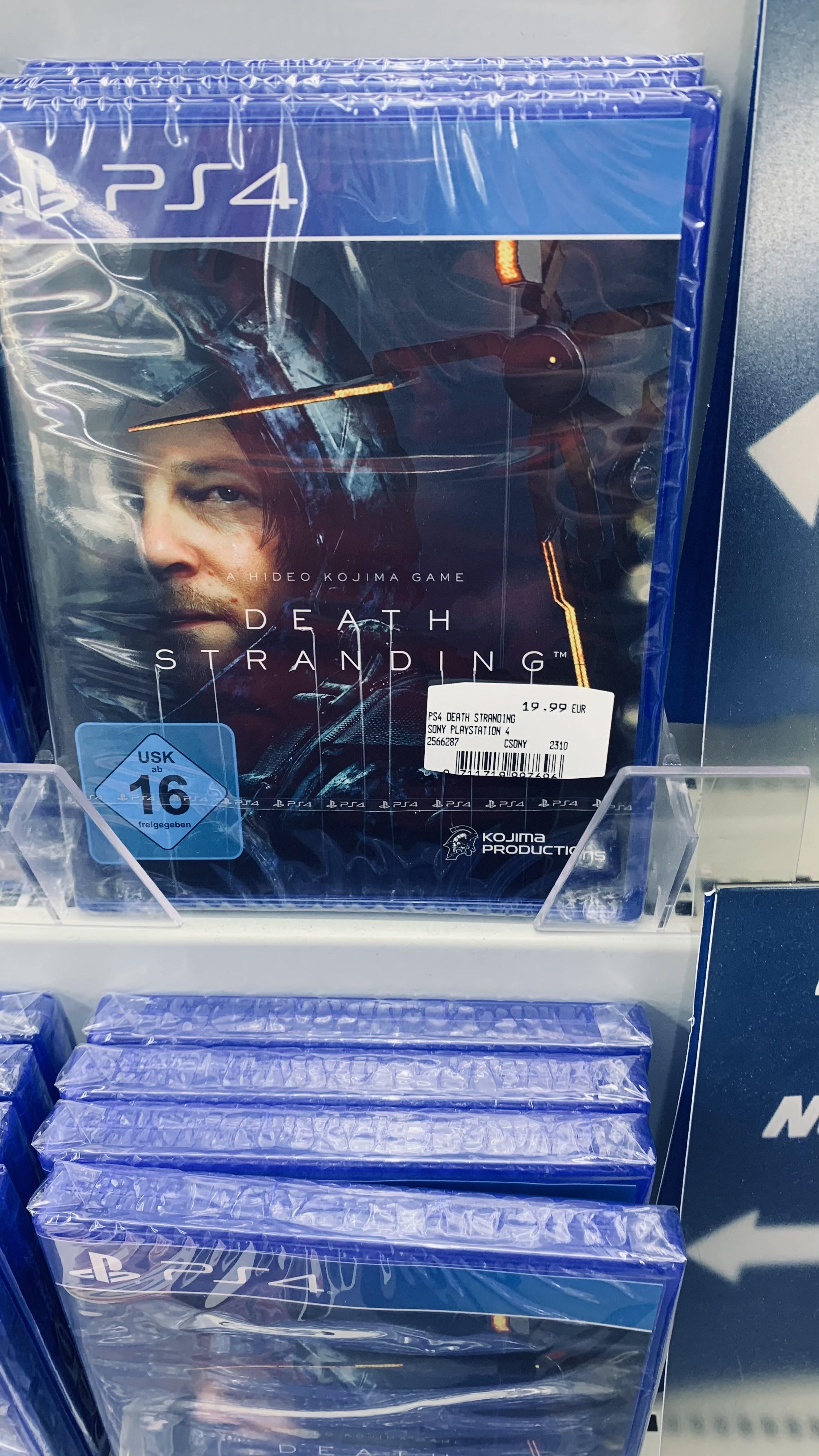 [Lokal] Media Markt Weiterstadt Death Stranding PS4