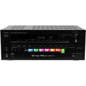 Teac AG-D 500 7.2 AV-Netzwerk-Receiver (Baugleich mit Onkyo TX-NR 515) in schwarz