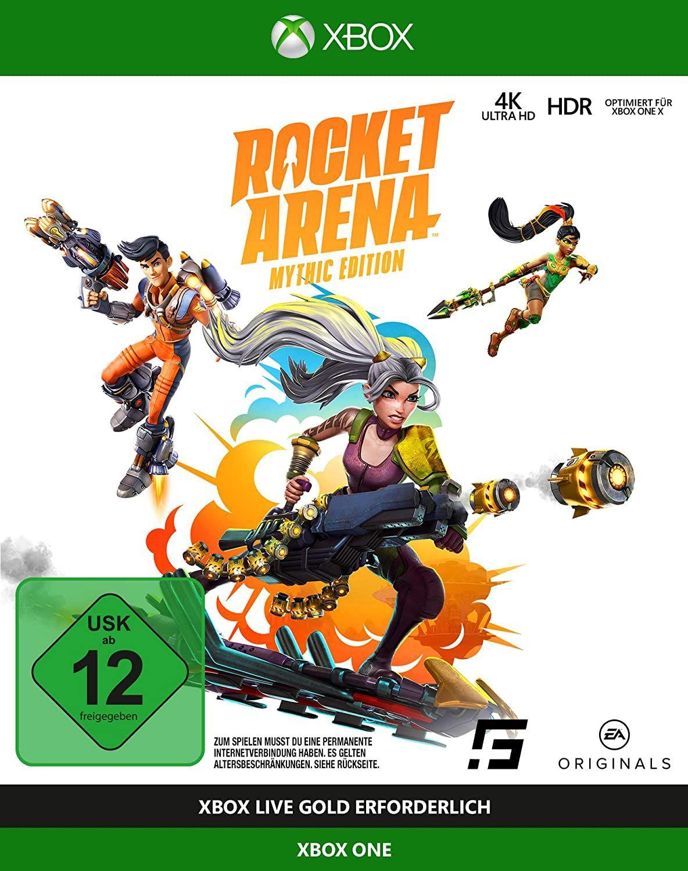Rocket ArenaMythic Edition (Xbox One & PS4) [Amazon Prime]