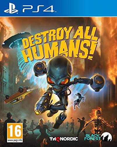 Destroy All Humans! (PS4 & Xbox One) für 23,08€ inkl. Versand (Amazon.it)