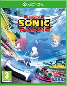 Team Sonic Racing [Xbox One] bei Amazon UK