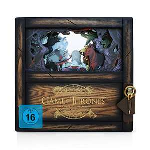 Game of Thrones Limited Collector's Edition – Die komplette Serie (Staffeln 1-8)