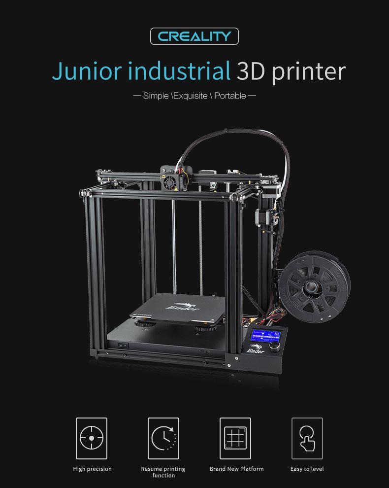 Creality 3D Ender-5 3D-Drucker (Versand aus DE)