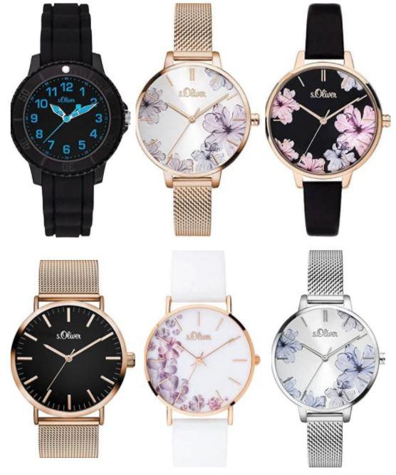 (Amazon) Sammeldeal Uhren