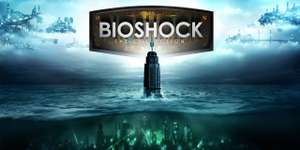 BioShock: The Collection (PS4 & Xbox One) für 9,99€ (PSN & Xbox Store)