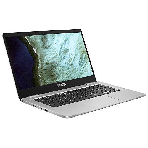 "[Amazon] ASUS Chromebook (14"", Full HD, IPS, NanoEdge, matt) Notebook (Intel Celeron N3350, 4GB RAM, 64GB eMMC) Prime Student 186,15€"
